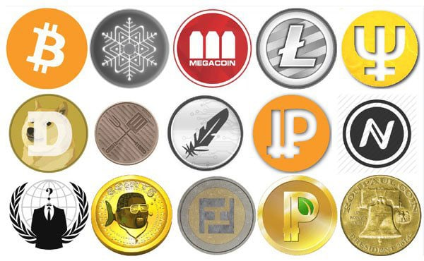 monedas alternativas bitcoin